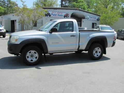 2010 Toyota Tacoma for sale at Pure 1 Auto in New Bern NC