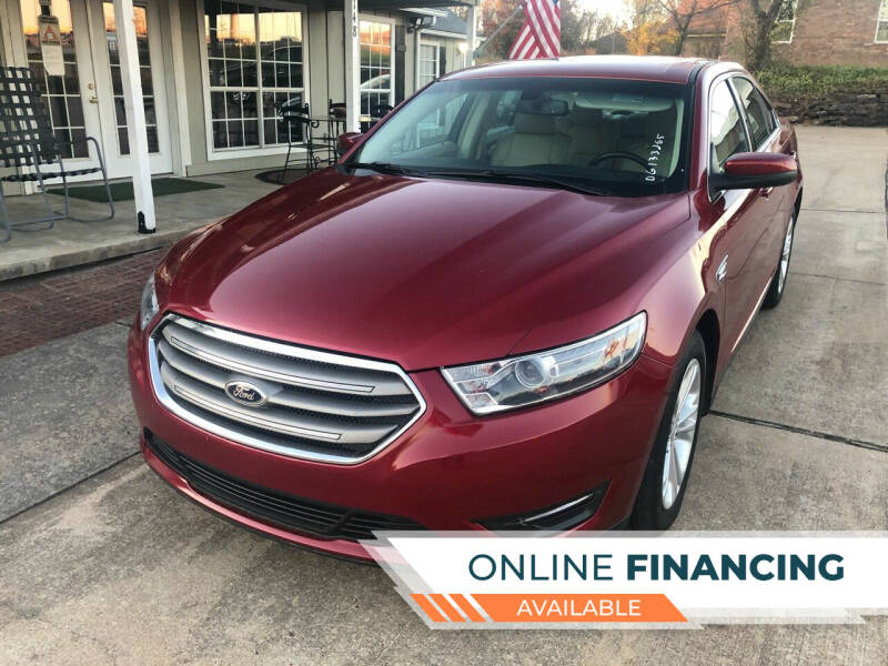 2013 Ford Taurus for sale at Taylor Auto Sales in Springdale AR