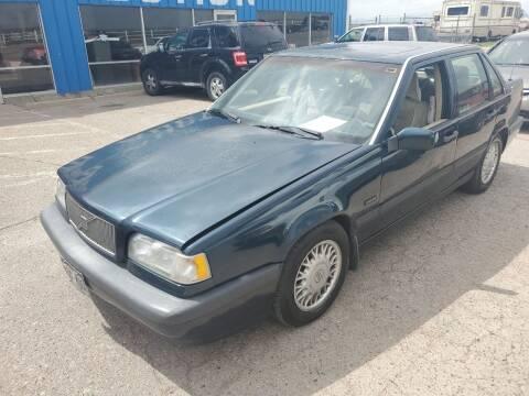 1994 Volvo 850 for sale at PYRAMID MOTORS - Pueblo Lot in Pueblo CO
