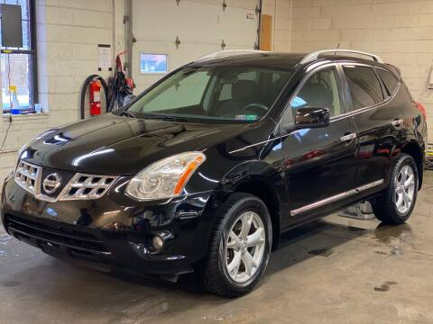 2011 Nissan Rogue for sale at JK Motor Cars in Pittsburgh PA