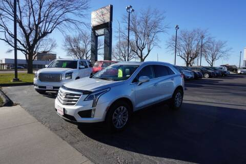 2017 Cadillac XT5 for sale at Ideal Wheels in Sioux City IA