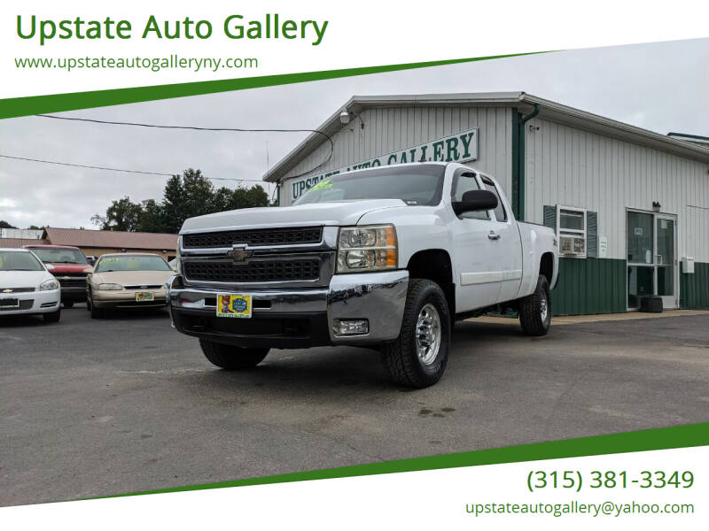 2008 Chevrolet Silverado 2500HD for sale at Upstate Auto Gallery in Westmoreland NY