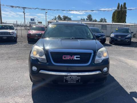 2010 GMC Acadia for sale at Velascos Used Car Sales in Hermiston OR