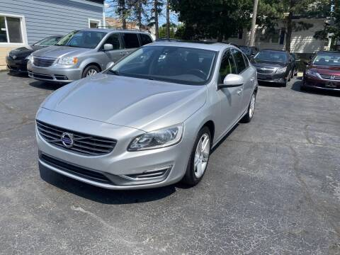 2014 Volvo S60 for sale at CLASSIC MOTOR CARS in West Allis WI
