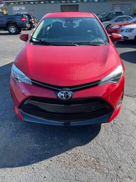 2017 Toyota Corolla for sale at Right Choice Automotive in Rochester NY