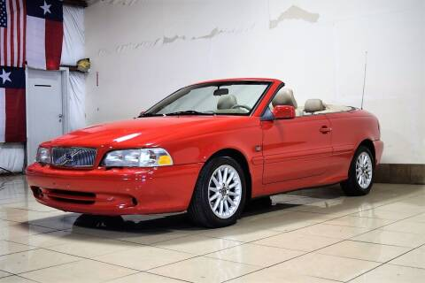1999 Volvo C70 for sale at ROADSTERS AUTO in Houston TX