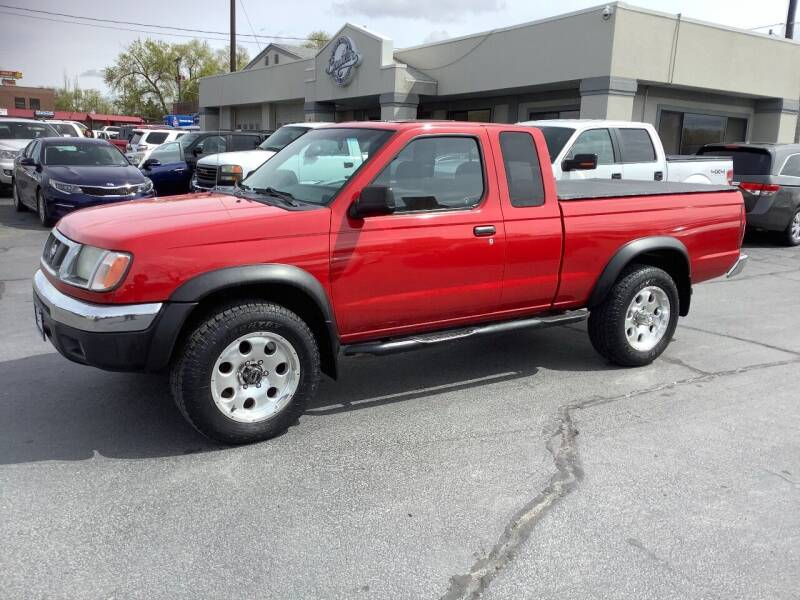 1999 Nissan Frontier for sale at Beutler Auto Sales in Clearfield UT
