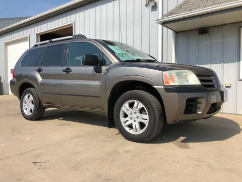2004 Mitsubishi Endeavor for sale at BERG AUTO MALL & TRUCKING INC in Beresford SD