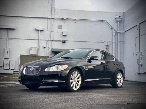 2011 Jaguar XF for sale at FALCON AUTO BROKERS LLC in Orlando FL