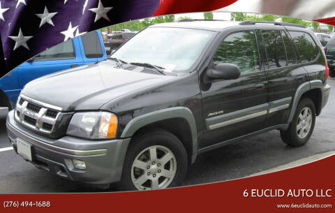 2006 Isuzu Ascender for sale at 6 Euclid Auto LLC in Bristol VA