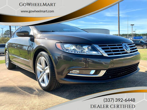 2016 Volkswagen CC for sale at GOWHEELMART in Available In LA
