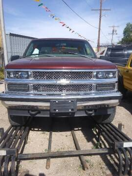 1998 Chevrolet C/K 1500 Series for sale at Good Guys Auto Sales in Cheyenne WY