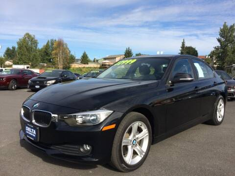 2015 BMW 3 Series for sale at Delta Car Connection LLC in Anchorage AK