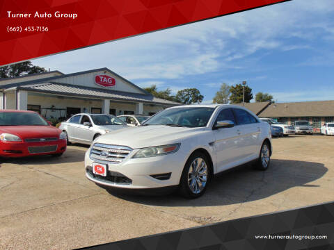 2010 Ford Taurus for sale at Turner Auto Group in Greenwood MS
