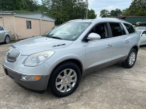 2010 Buick Enclave for sale at Double K Auto Sales in Baton Rouge LA
