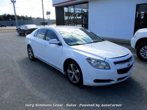 2011 Chevrolet Malibu for sale at Gary Simmons Lease - Sales in Mckenzie TN