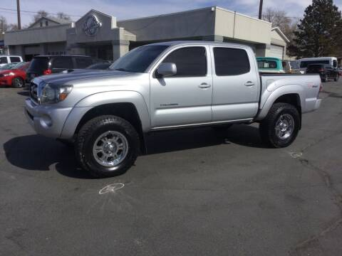 2010 Toyota Tacoma for sale at Beutler Auto Sales in Clearfield UT