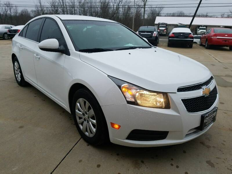 2011 Chevrolet Cruze for sale at Nationwide Auto Works in Medina OH