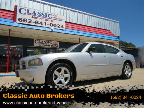 2009 Dodge Charger for sale at Classic Auto Brokers in Haltom City TX