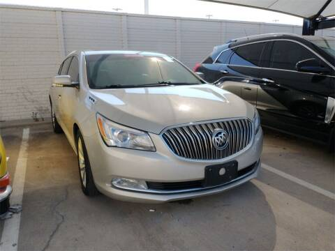 2015 Buick LaCrosse for sale at Excellence Auto Direct in Euless TX