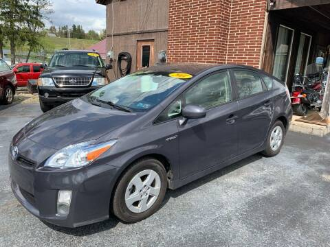2011 Toyota Prius for sale at Selective Wheels in Windber PA