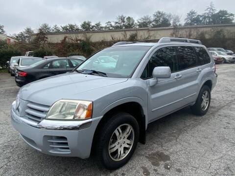 2004 Mitsubishi Endeavor for sale at Car Online in Roswell GA