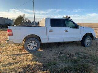 2004 Ford F-150 for sale at J & S Auto in Downs KS