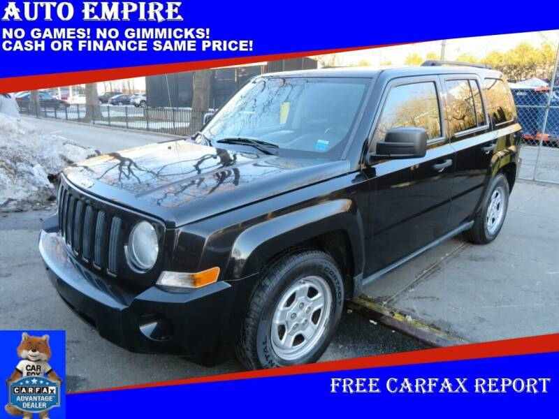 2009 Jeep Patriot for sale at Auto Empire in Brooklyn NY