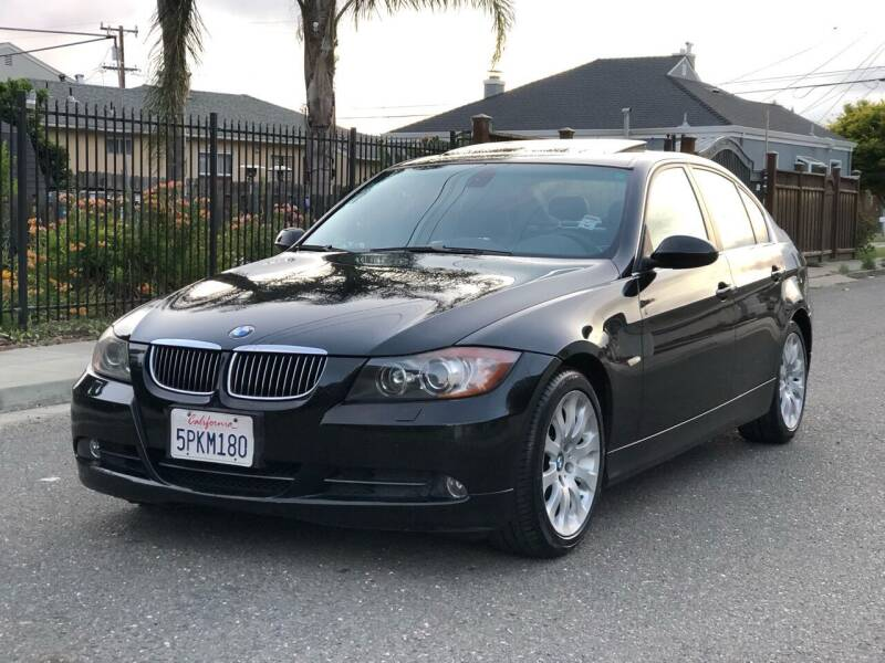 2006 BMW 3 Series for sale at ZaZa Motors in San Leandro CA