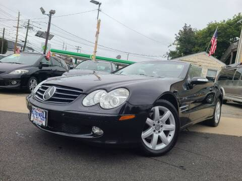 2004 Mercedes-Benz SL-Class for sale at Express Auto Mall in Totowa NJ
