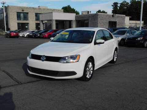 2011 Volkswagen Jetta for sale at Paniagua Auto Mall in Dalton GA