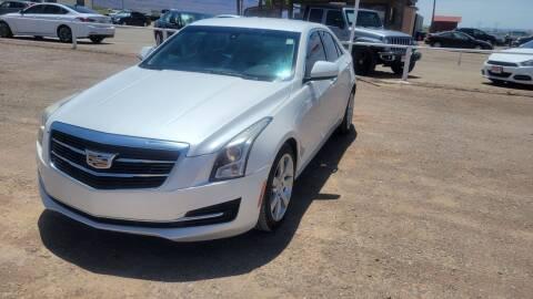 2015 Cadillac ATS for sale at Bickham Used Cars in Alamogordo NM