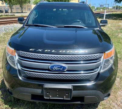 2011 Ford Explorer for sale at Naber Auto Trading in Hollywood FL