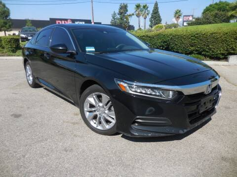 2018 Honda Accord for sale at ARAX AUTO SALES in Tujunga CA