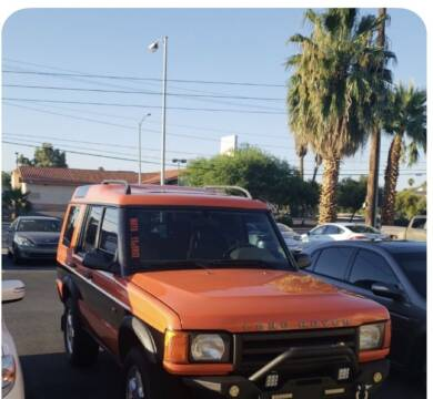 2000 Land Rover Discovery Series II for sale at CASH OR PAYMENTS AUTO SALES in Las Vegas NV