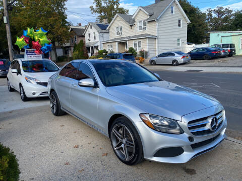 2016 Mercedes-Benz C-Class for sale at White River Auto Sales in New Rochelle NY
