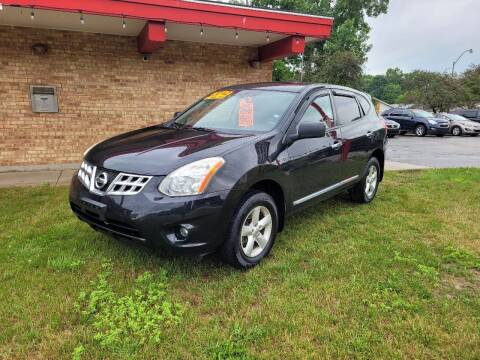2012 Nissan Rogue for sale at Murdock Used Cars in Niles MI
