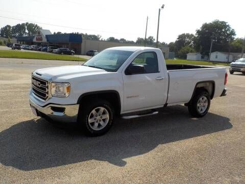2017 GMC Sierra 1500 for sale at Young's Motor Company Inc. in Benson NC