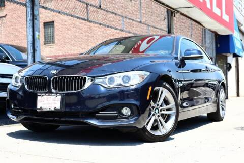 2016 BMW 4 Series for sale at HILLSIDE AUTO MALL INC in Jamaica NY