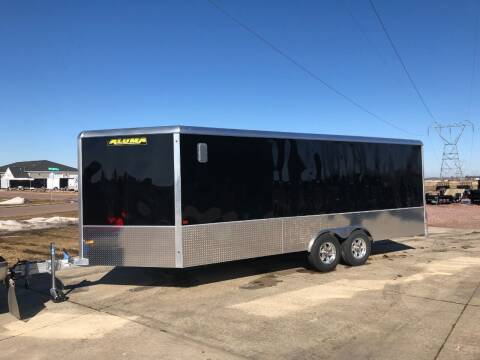 2020 Aluma AE820TAM for sale at Prairie Wind Trailers, LLC in Harrisburg SD