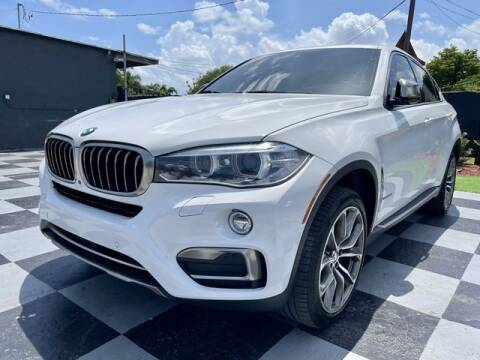2016 BMW X6 for sale at Imperial Capital Cars Inc in Miramar FL