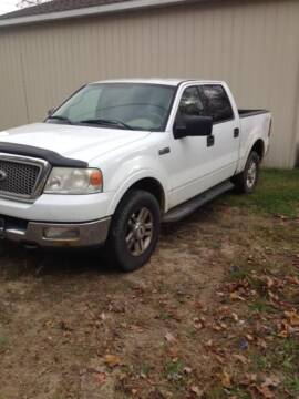2004 Ford F-150 for sale at Coz Motors in Morley MI