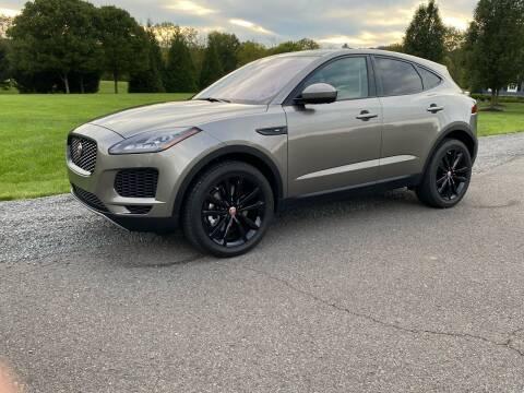2020 Jaguar E-PACE for sale at Blue Line Motors in Winchester VA
