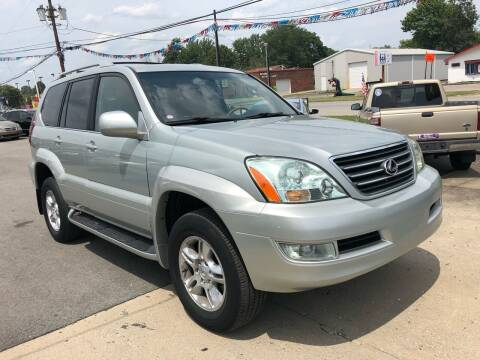 2003 Lexus GX 470 for sale at Wise Investments Auto Sales in Sellersburg IN