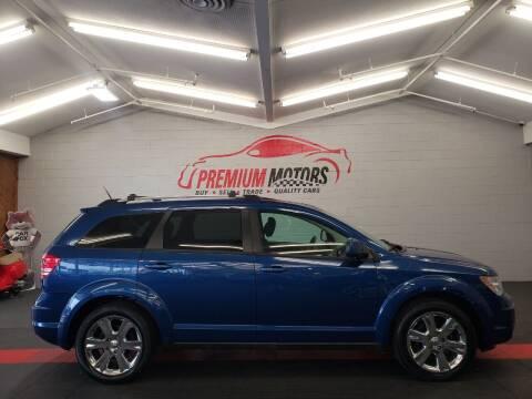 2010 Dodge Journey for sale at Premium Motors in Villa Park IL