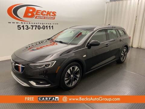 2018 Buick Regal TourX for sale at Becks Auto Group in Mason OH