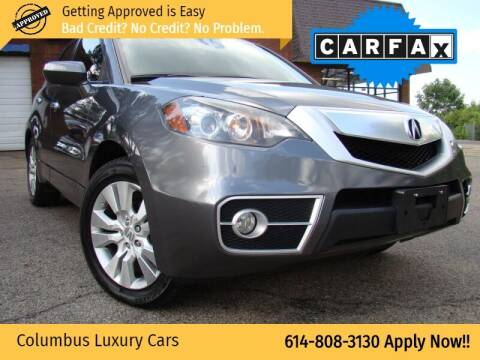 2007 Acura RDX for sale at Columbus Luxury Cars in Columbus OH