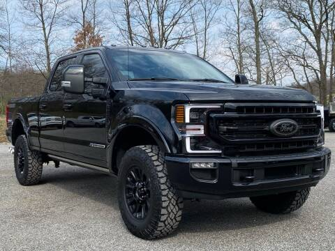 2021 Ford F-250 Super Duty for sale at Griffith Auto Sales in Home PA