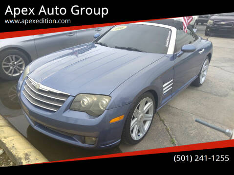 2005 Chrysler Crossfire for sale at Apex Auto Group in Cabot AR