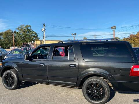 2011 Ford Expedition EL for sale at Primary Motors Inc in Commack NY